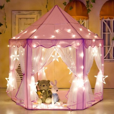 portable princess tent for kids LYFATOB