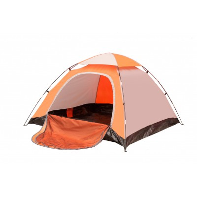 "iCorer Waterproof Lightweight 2-3 Person Family Backpacking Camping Tent 78.7"" x 78.7"" x 51"" DHPYRJZ"