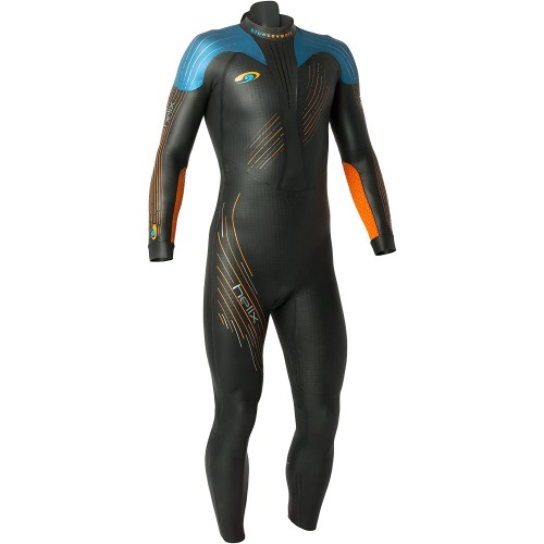 for Open Water Swimming Ironman /& USAT Approved blueseventy 2019 Mens Reaction Triathlon Wetsuit